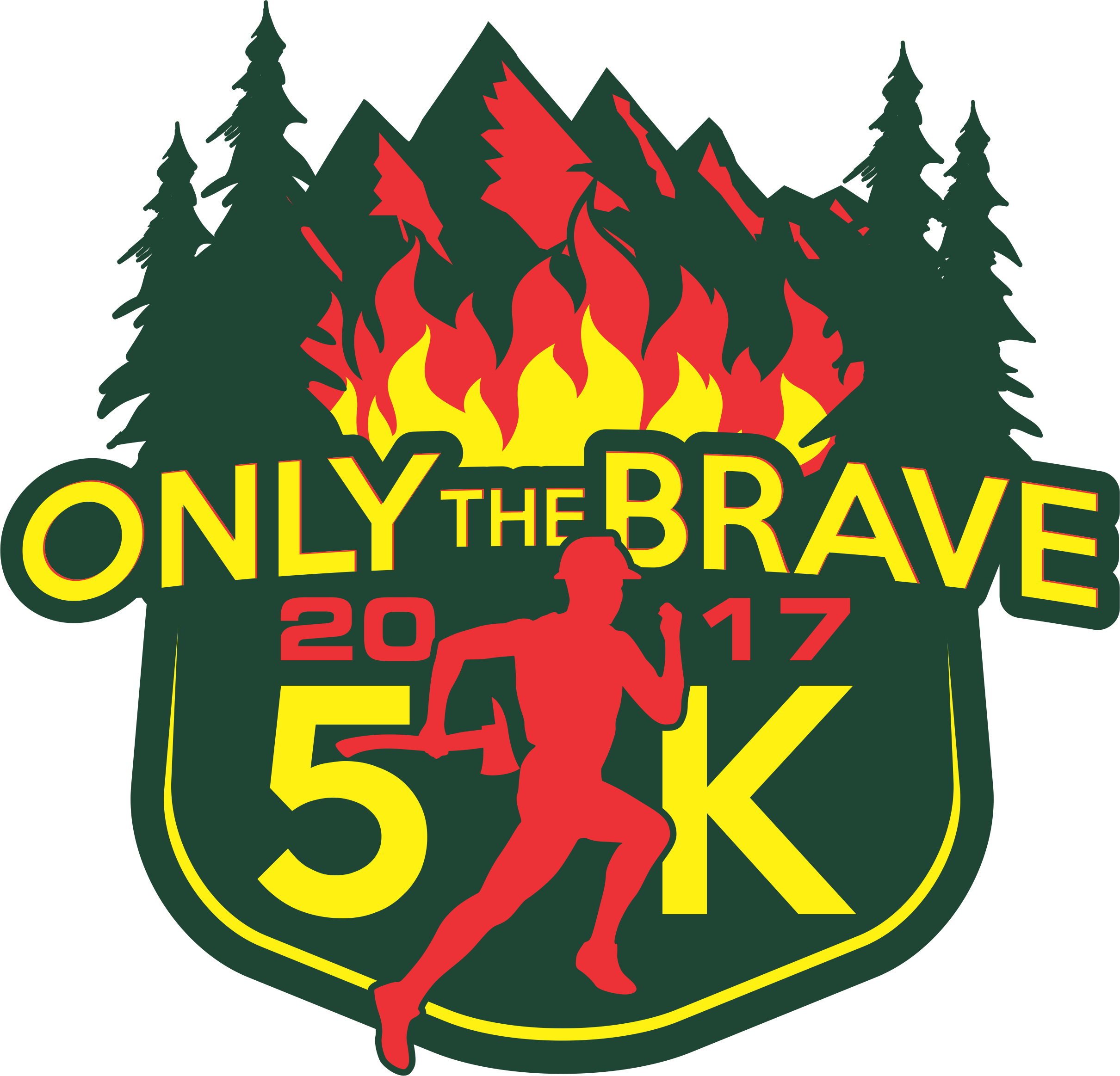 Only the brave 5k run porterville ca 2017 active for Galaxy 9 porterville