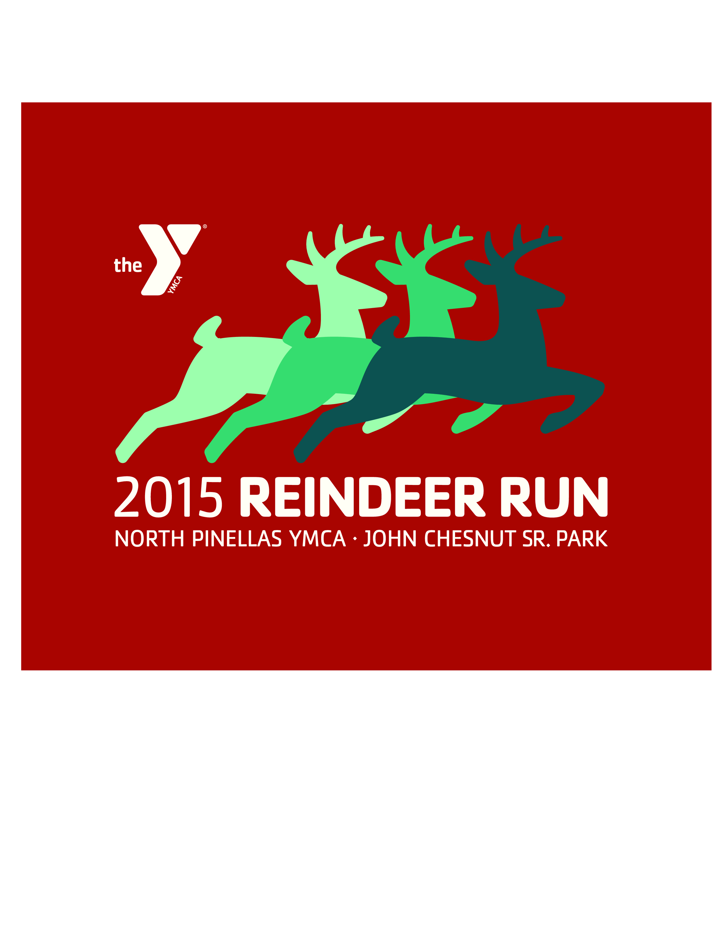 ymca reindeer run 5k u0026 1 mile walk run palm harbor fl 2015 active