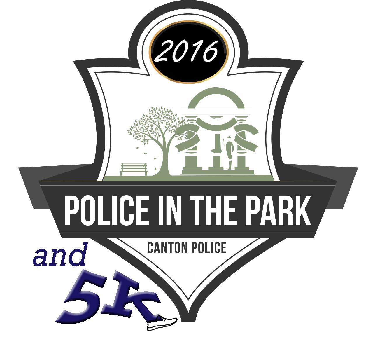Police in the Park 5K &