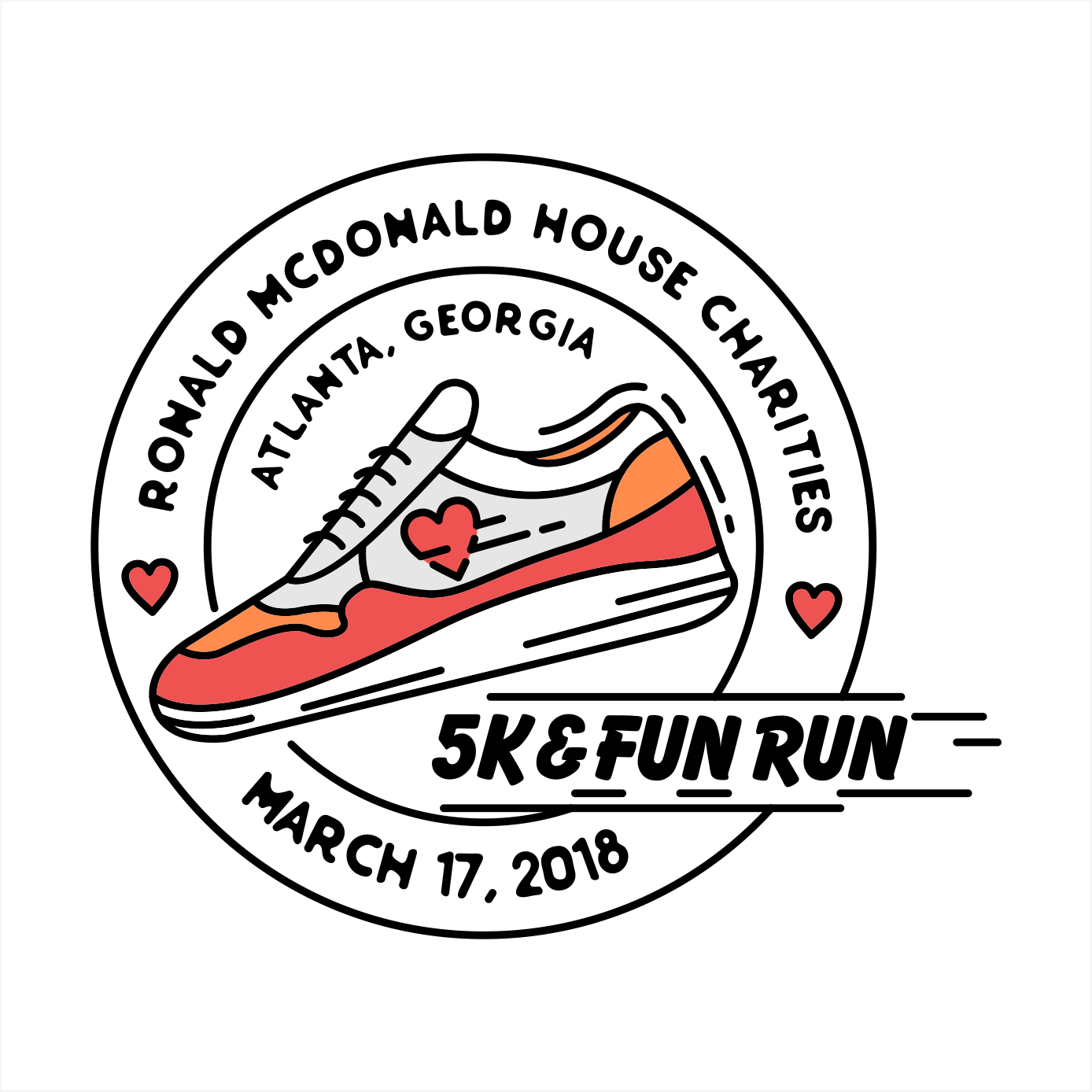 Atlanta Ronald McDonald House Charities 5K and Fun Run Atlanta