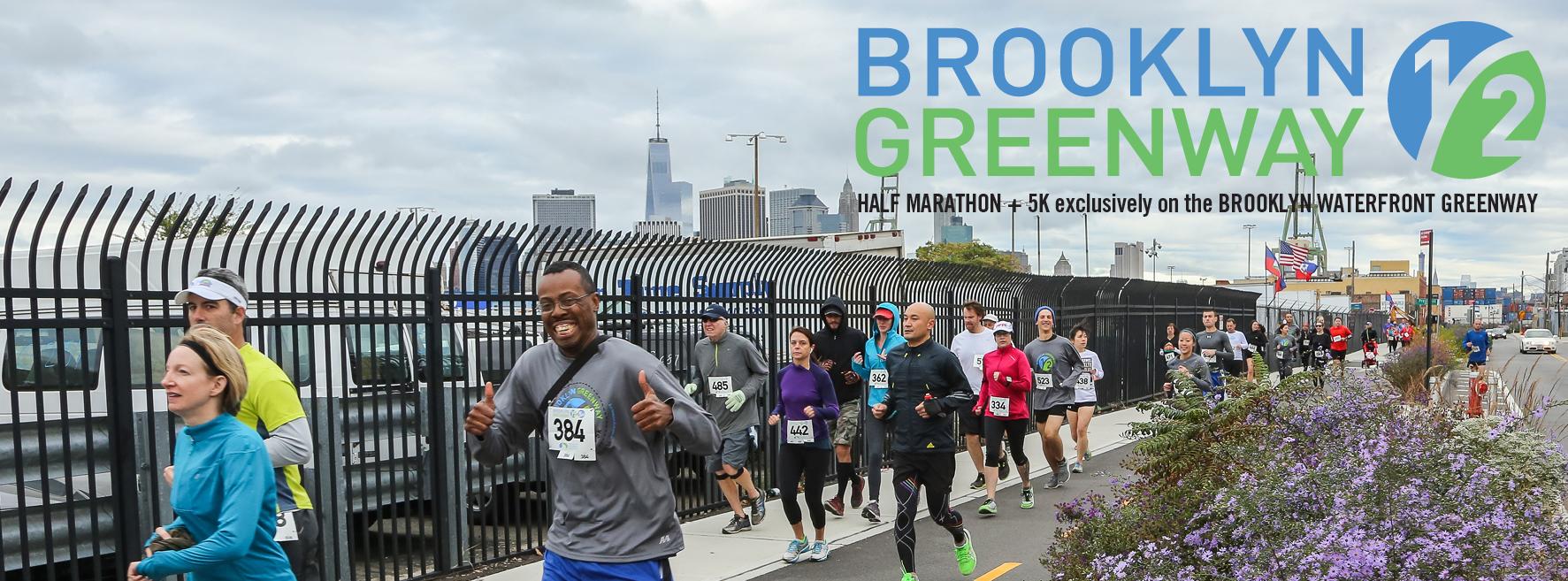 Brooklyn Greenway Half &