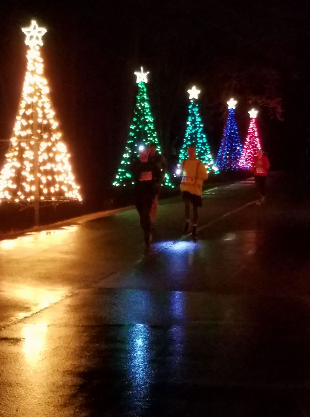 Callaway Gardens Christmas Lights.Santa Claus Classic At Callaway