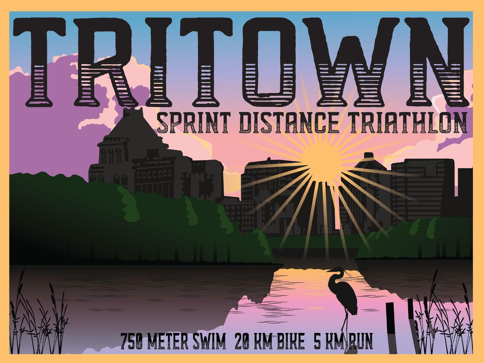 Tritown Sprint Triathlon 2020