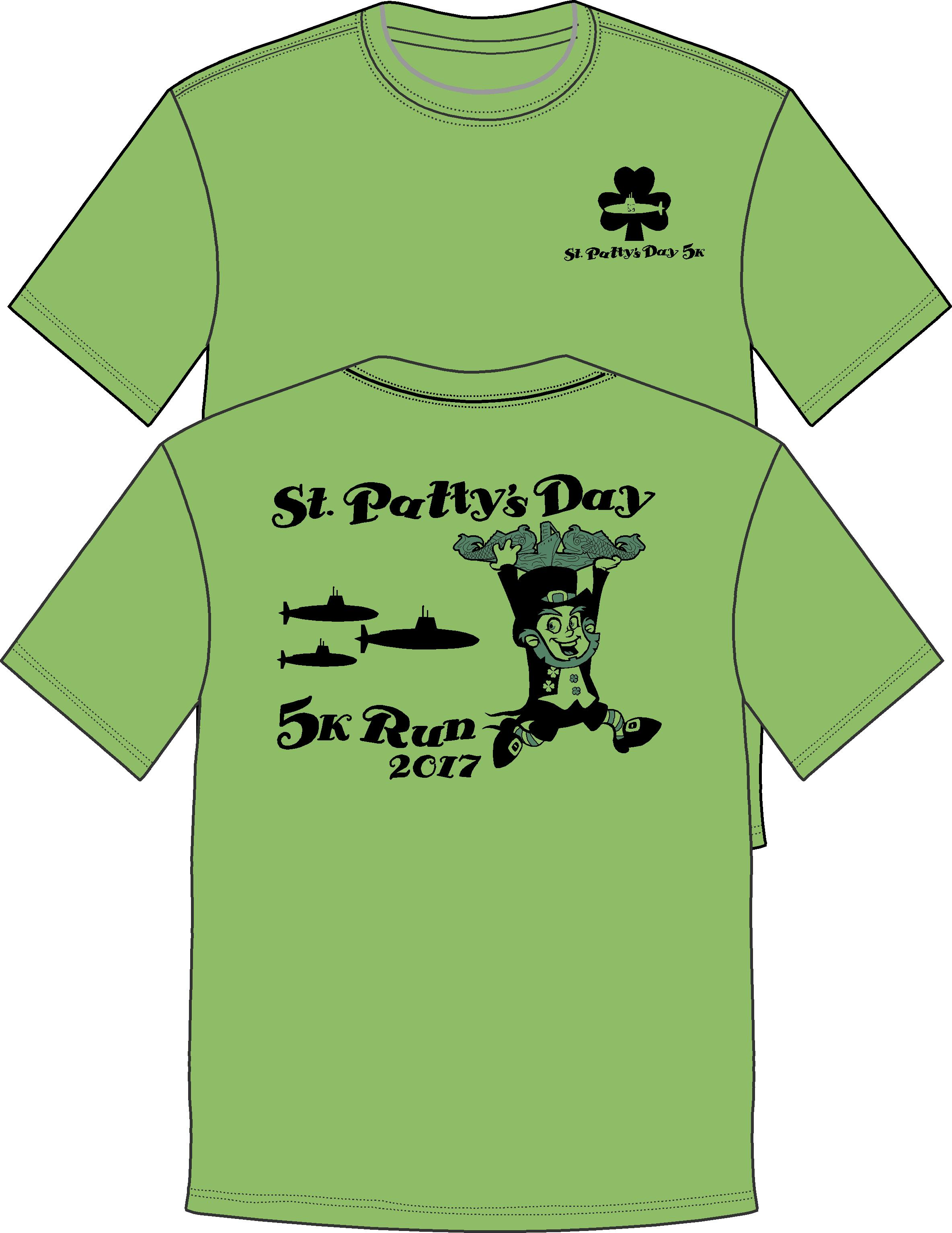 9th Annual St Patrick S Day 5k Fun Run At Ford Island