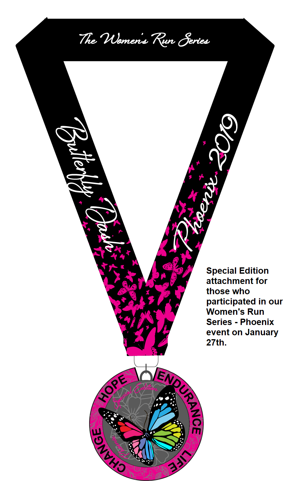 The Women's Run Series - Special Edition Phoenix - Peoria