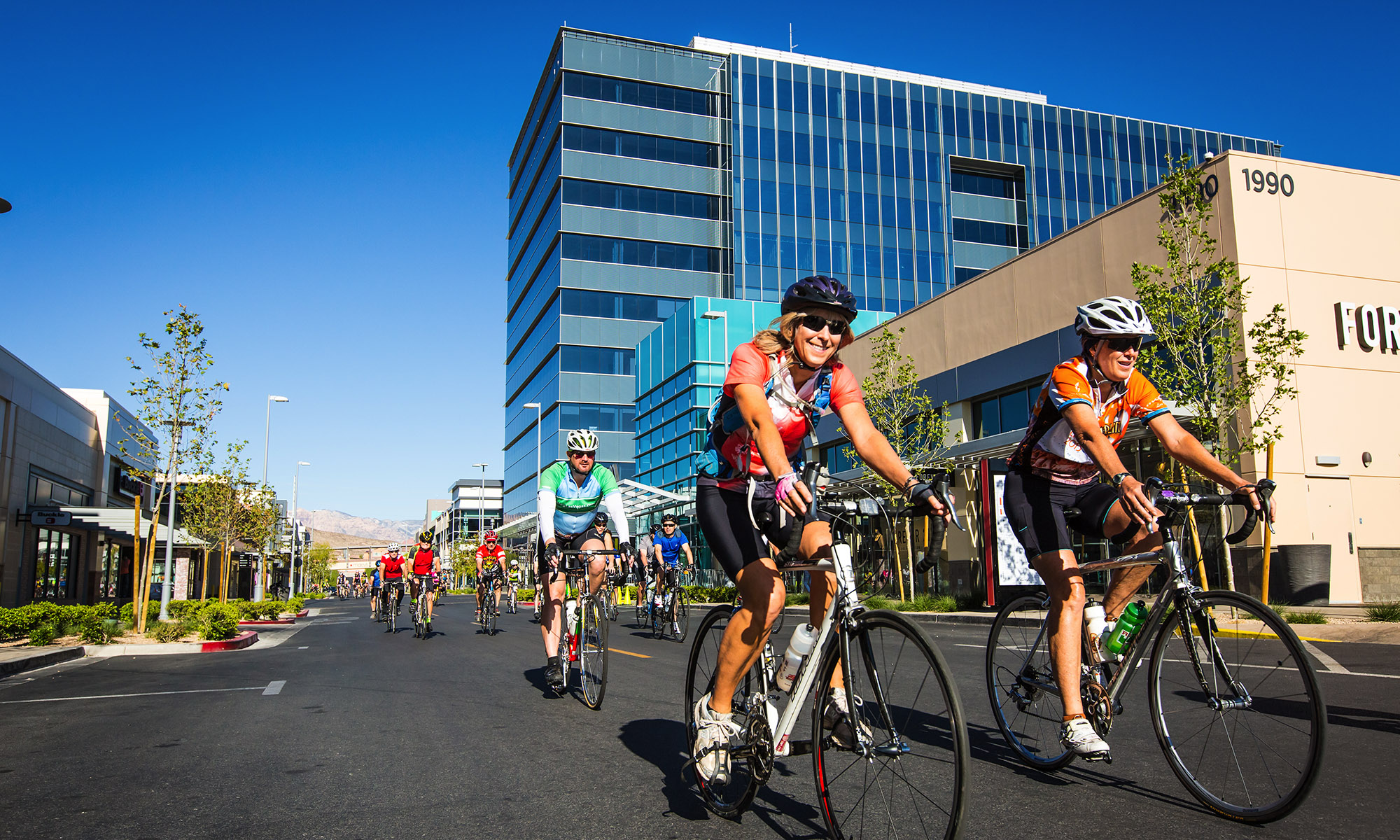 Tour De Summerlin Bike Rides
