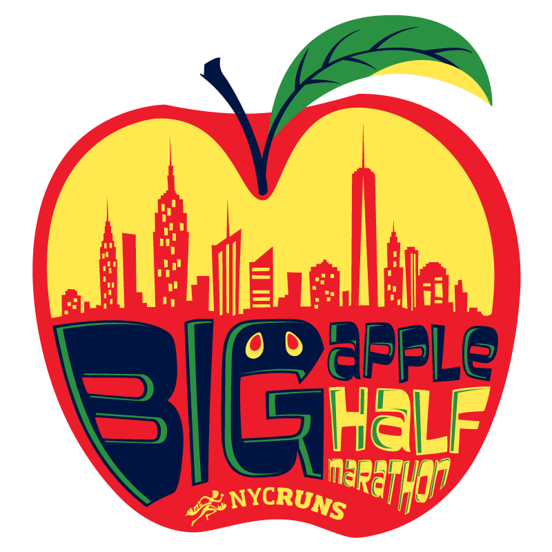 Map Of New York Half Marathon.Nycruns Big Apple Half Marathon New York Ny 2018 Active