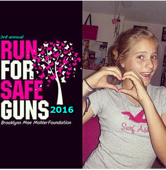 3rd Annual Run for Safe Guns - Henderson, NV 2016 | ACTIVE