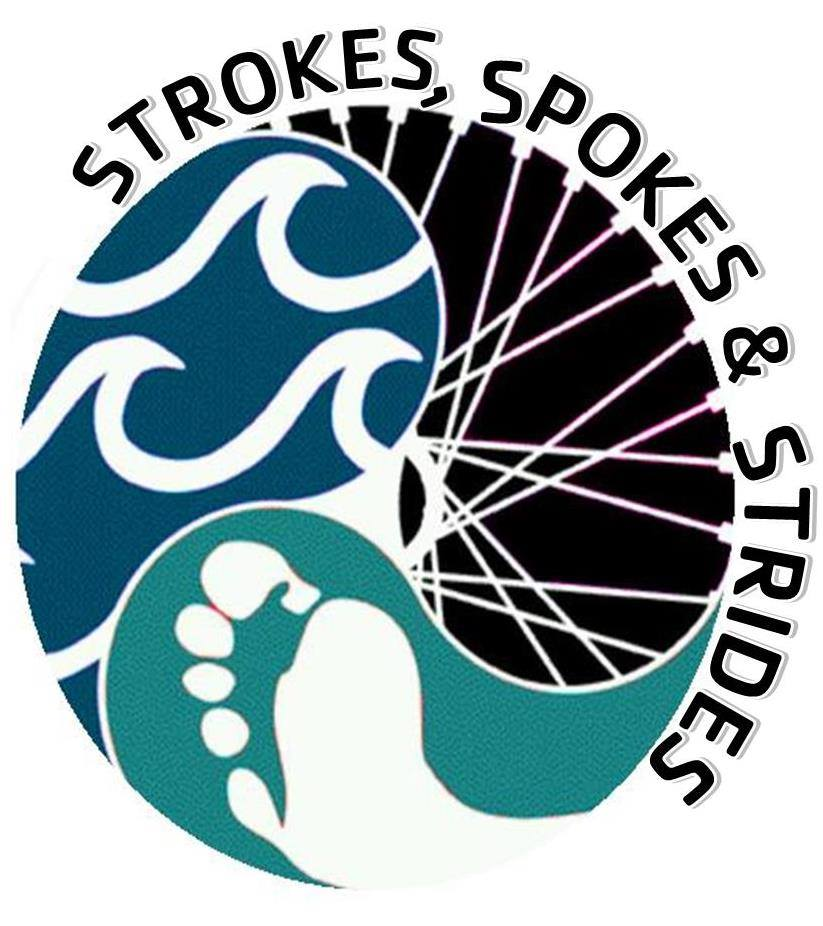 Strokes, Spokes and Strides (Waynesboro Sprint Tri) 2020