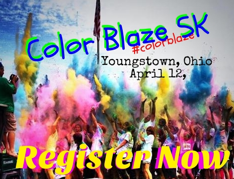 The Color Run Youngstown. Public · Hosted by Covelli Centre. Interested. clock. Saturday, June 13, at AM EDT. More than a year ago. pin. Covelli Centre. E Front St, Youngstown, Ohio Show Map. Hide Map. Performance & Event Venue ()