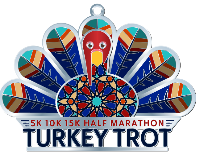 The Turkey Trot The Grand Finale is a Running race in Santa Monica, California consisting of a Half Marathon, 10K, 15K, 5K.