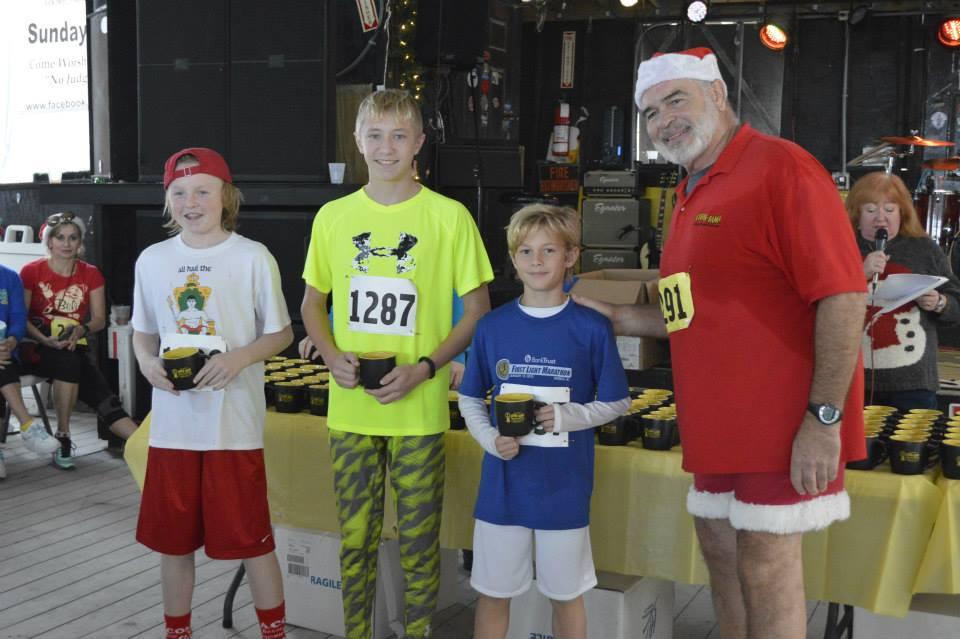 30th Annual Make It To The Line 4 Mile Run Walk Amp 1 Mile