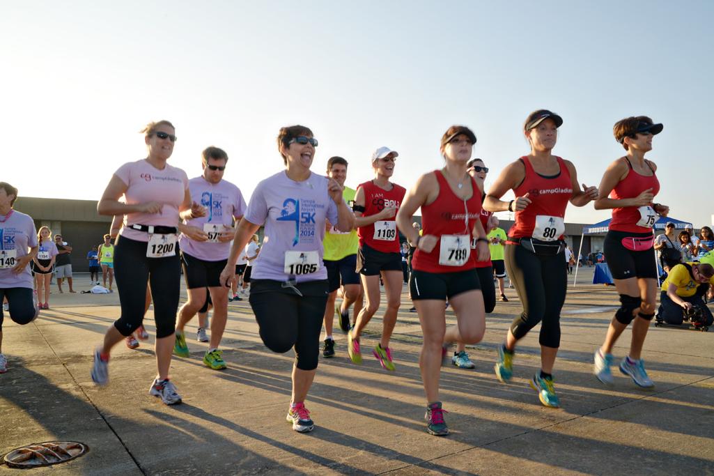 Tampa International Airport 3rd Annual 5K Runway Fun Run