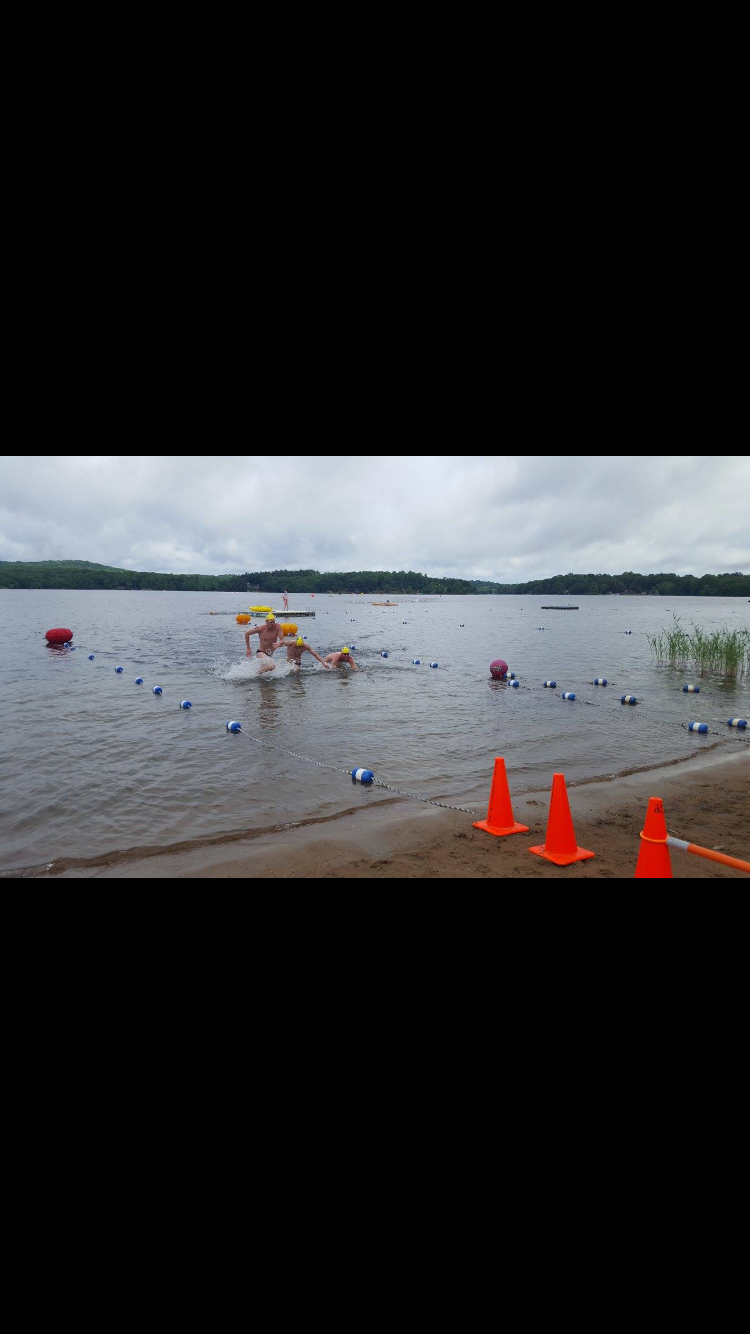 2019 EZ/CT Open Water Championship - Middlebury, CT 2019