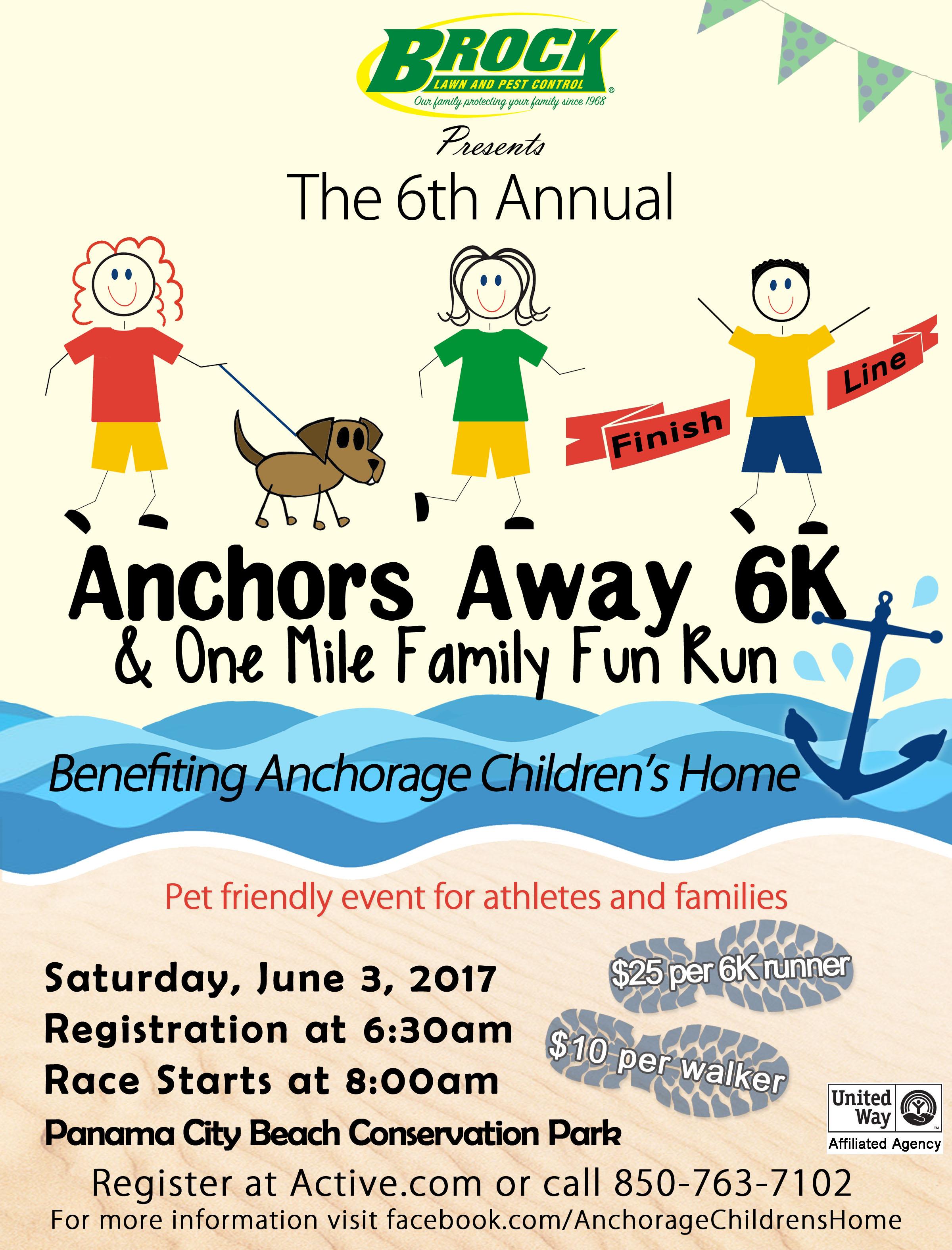 Anchors Away 6k