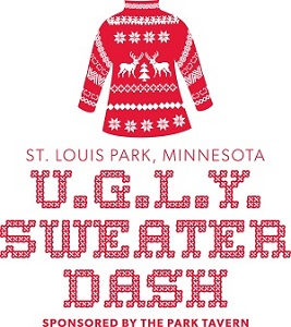 U G L Y Sweater Dash 5k