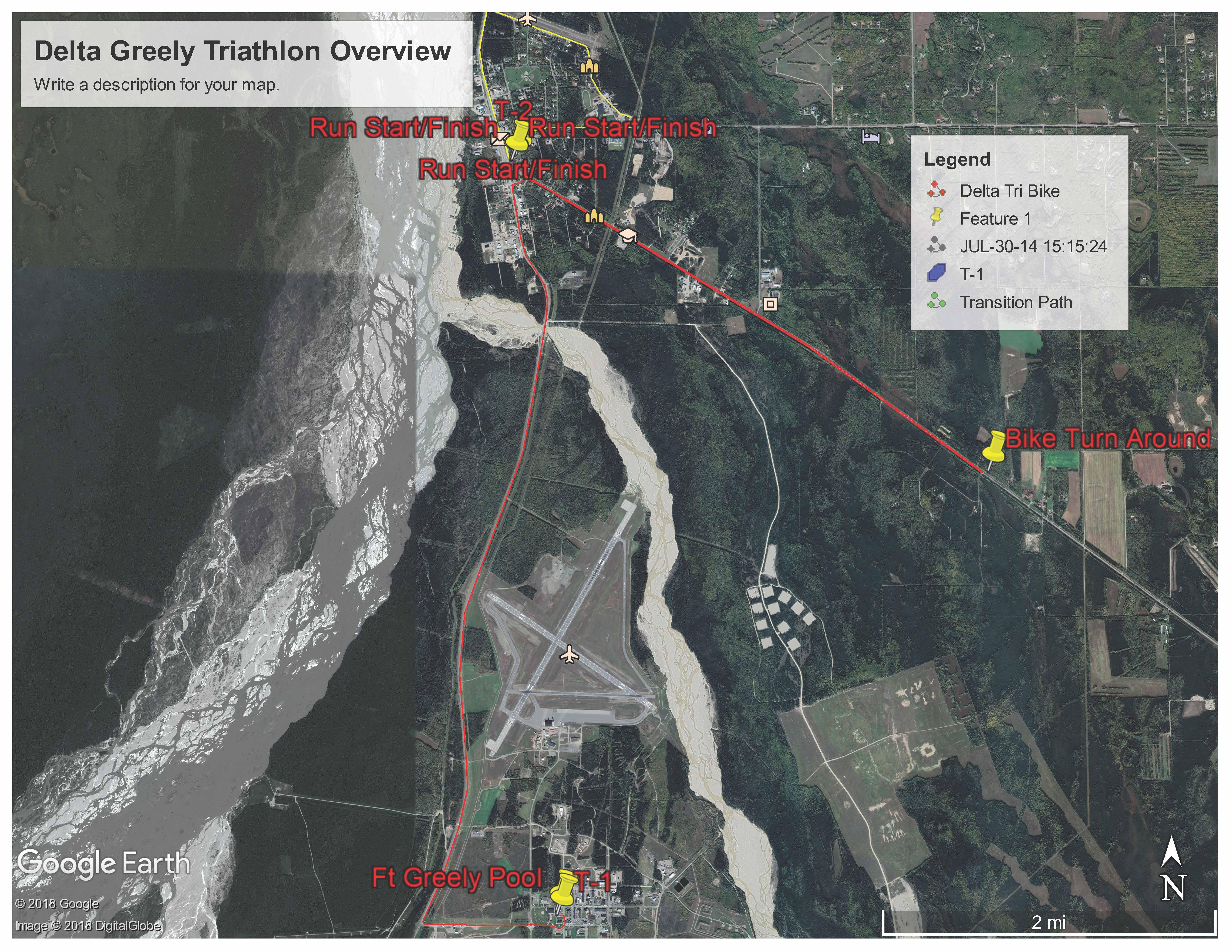 Delta Greely Triathlon Delta Junction Ak 2019 Active