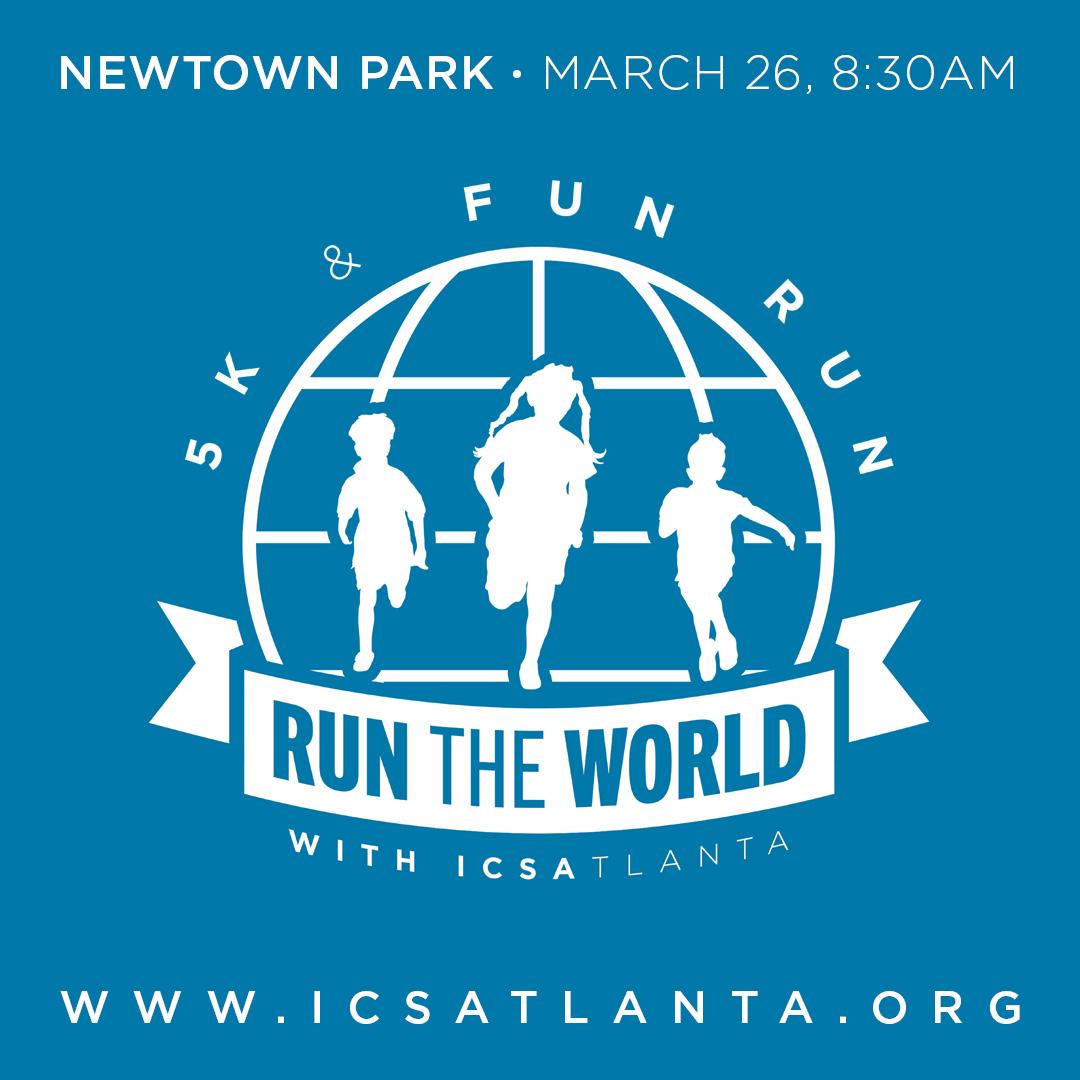 Image result for icsa atlanta fun run