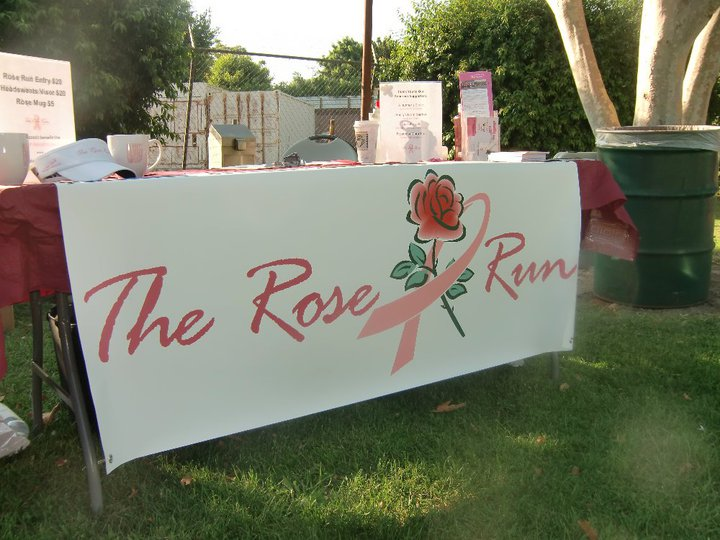 The 2017 Los Angeles Rose Run Benefitting The Disney Family