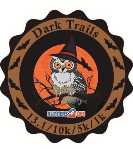 Halloween Pumpkin Run (Owl Medal) 13.1M/10k/5k/1k - San Francisco ...