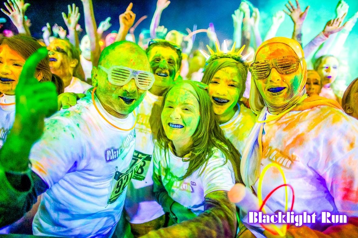 Blacklight Run Augusta Ga Augusta Ga 2017 Active