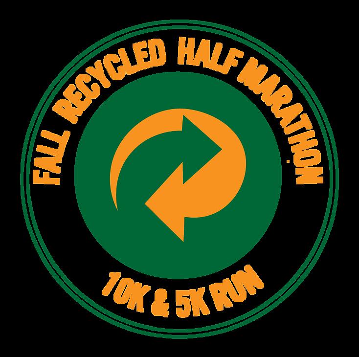 Fall Recycled Half Marathon, 10K &