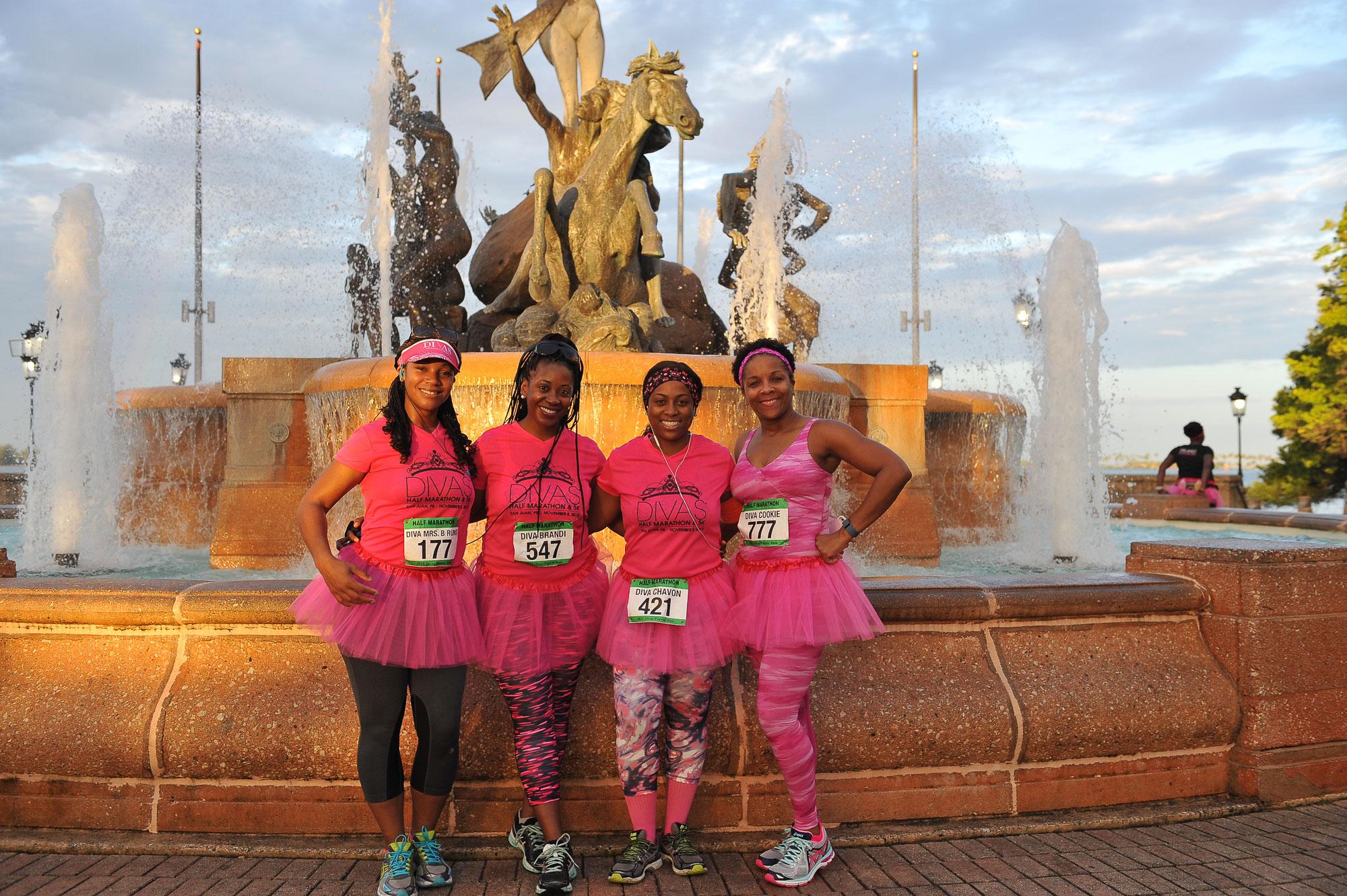 2016 divas half marathon u0026 5k in puerto rico san juan pr 2016